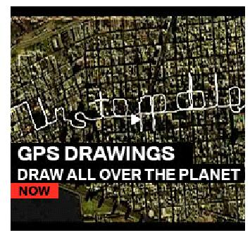 GPS-Drawing